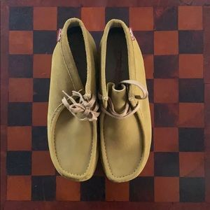"""Brand New"" Clarks Wallabies ""Never Worn"""